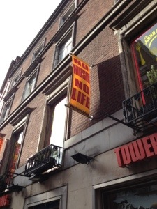 In praise of Tower Records