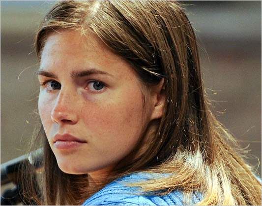 Amanda Knox and the challenge of global marketing