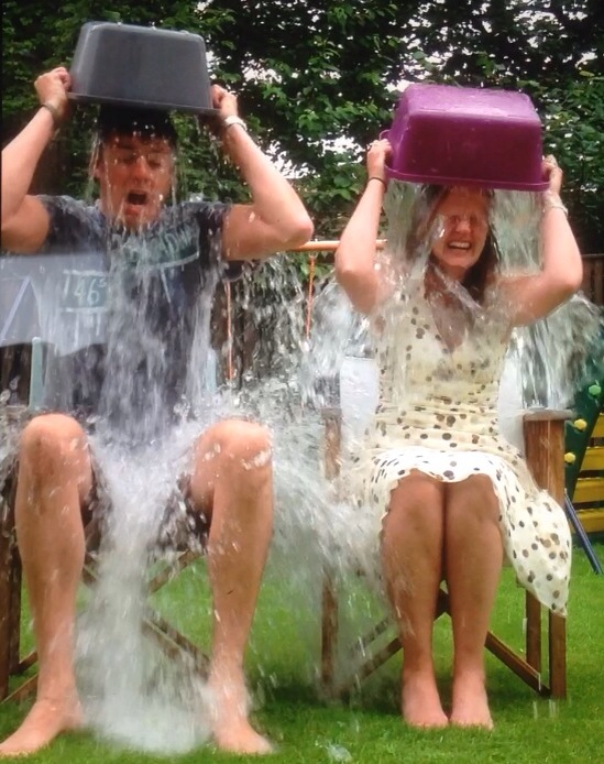 The Ice Bucket Age