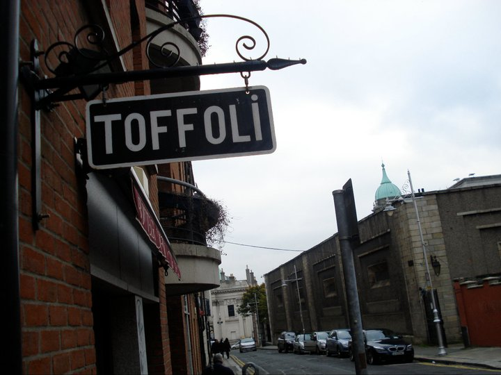 Toffoli, And The Meaning Of Local