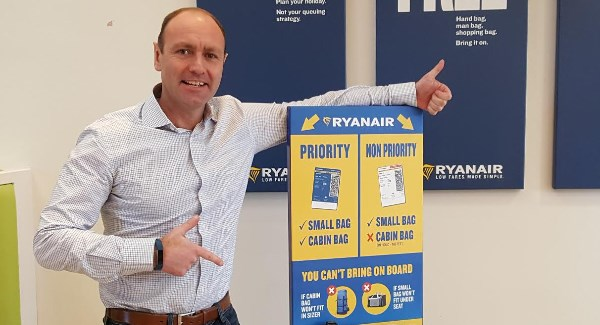 Ryanair and the culture of 'non-priority'