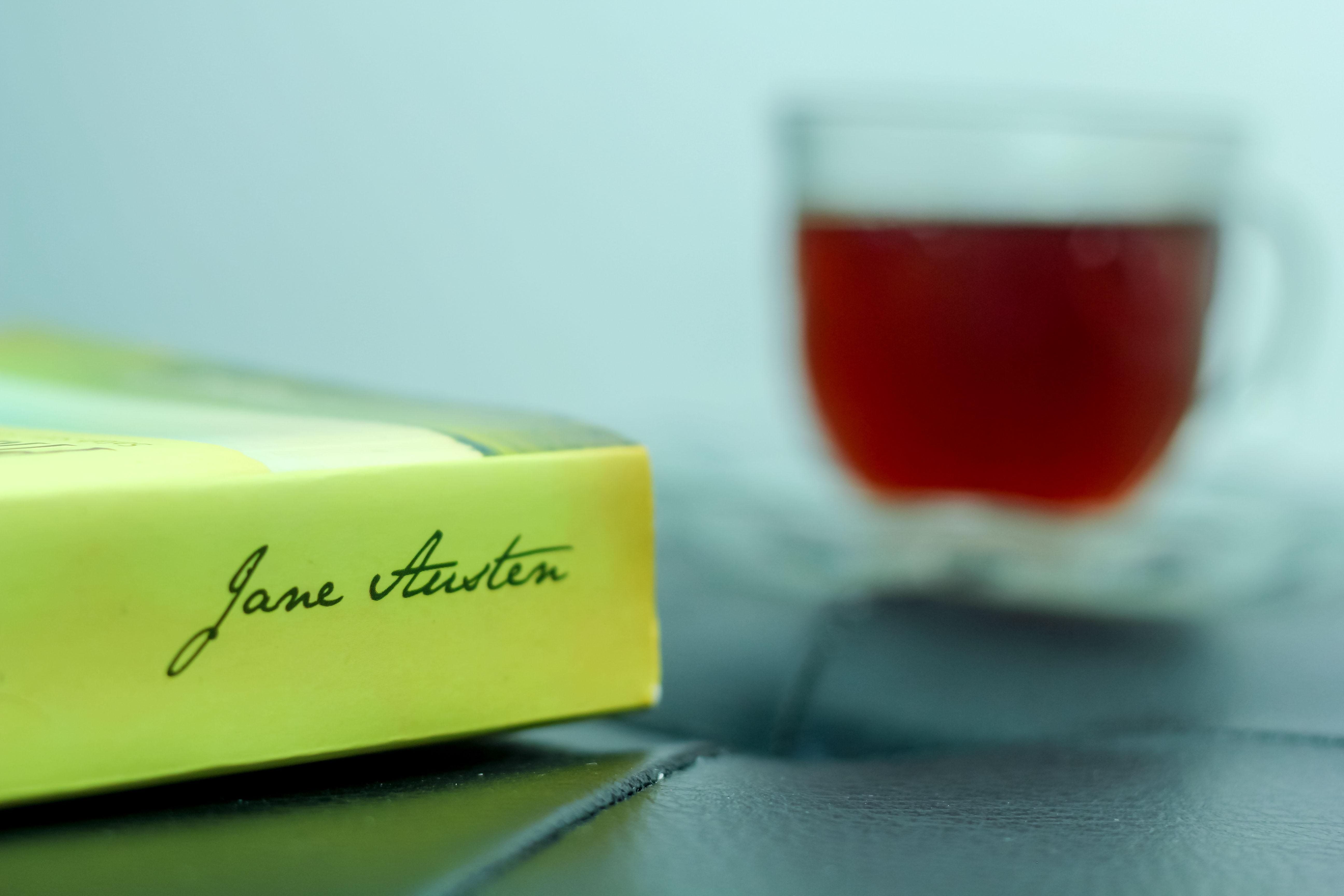Jane Austen Has Invited Me To Tea
